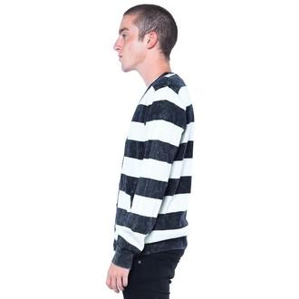 cardigan (unisex) IRON FIST - A RIGHE - BLACK, IRON FIST