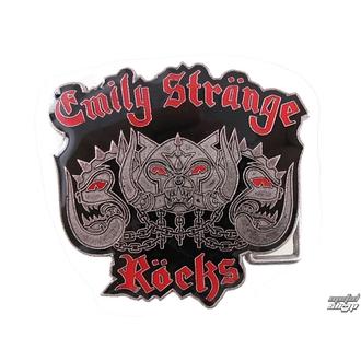 fibbiper per pelle cinturper EMILY THE STRANGE, EMILY THE STRANGE