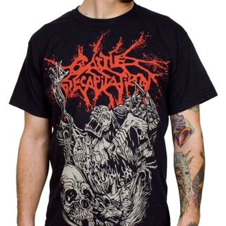 t-shirt metal uomo Cattle Decapitation - Alone At The Landfill - INDIEMERCH, INDIEMERCH, Cattle Decapitation
