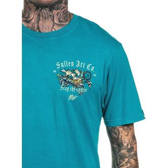 Maglietta da uomo SULLEN - VOYAGE - BLU PIASTRELLA, SULLEN