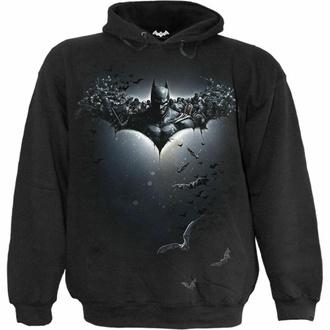 Felpa da uomo SPIRAL - Batman - JOKER ARKHAM ORIGINS - Nero, SPIRAL, Batman