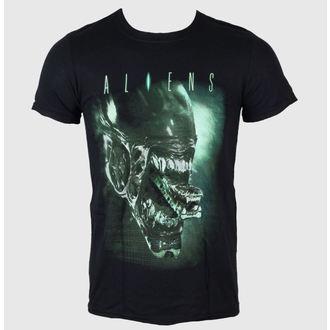 t-shirt film Alien - Vetřelec - Alien Head - LIVE NATION, LIVE NATION, Alien - Vetřelec