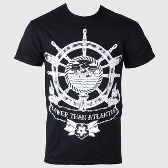 t-shirt metal uomo Lower Than Atlantis - Sinking Ship - LIVE NATION, LIVE NATION, Lower Than Atlantis