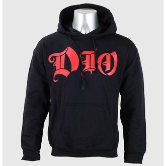 felpa con capuccio uomo Dio - - Just Say Rock, Just Say Rock, Dio