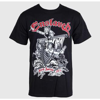 t-shirt metal uomo Enslaved - Cartoon Band - Just Say Rock, Just Say Rock, Enslaved