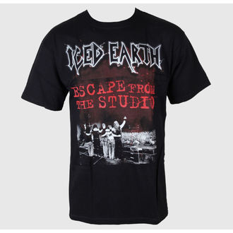 t-shirt metal uomo Iced Earth - Escape From The Studio - Just Say Rock, Just Say Rock, Iced Earth