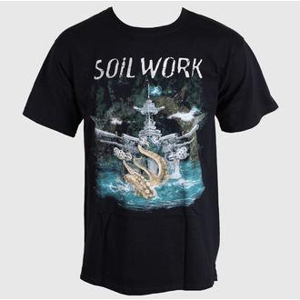 t-shirt metal uomo SoilWork - Barge To Hell-Break For Nobody - Just Say Rock - JSR, Just Say Rock, SoilWork