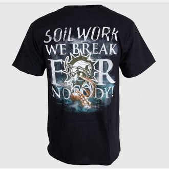 t-shirt metal uomo SoilWork - Barge To Hell-Break For Nobody - Just Say Rock - JSR, Just Say Rock, SoilWork