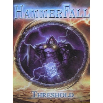 bandiera Hammerfall - Soglia, HEART ROCK, Hammerfall