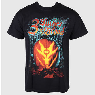 t-shirt metal uomo 3 Inches of Blood - Pumpkin Tour - Just Say Rock, Just Say Rock, 3 Inches of Blood