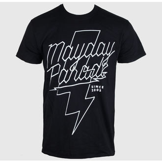 t-shirt metal uomo Mayday Parade - Lightning Bolt - PLASTIC HEAD, PLASTIC HEAD, Mayday Parade