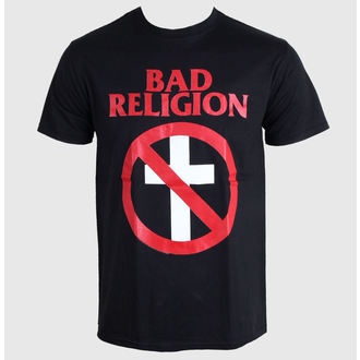 t-shirt metal uomo Bad Religion - Cross Buster - PLASTIC HEAD, PLASTIC HEAD, Bad Religion