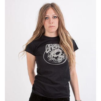 t-shirt metal donna Orchid - Skull Logo - NUCLEAR BLAST, NUCLEAR BLAST, Orchid