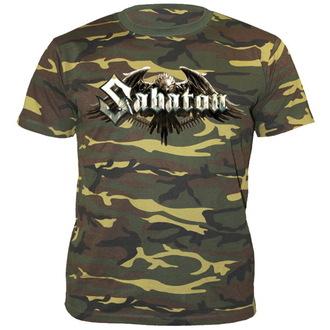 t-shirt metal uomo Sabaton - Inmate Camouflage - NUCLEAR BLAST, NUCLEAR BLAST, Sabaton