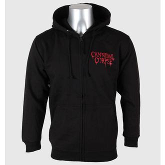 felpa con capuccio uomo Cannibal Corpse - A Skeletal Domain - PLASTIC HEAD, PLASTIC HEAD, Cannibal Corpse