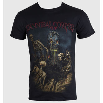 t-shirt metal uomo Cannibal Corpse - A Skeletal Domain 4 - PLASTIC HEAD, PLASTIC HEAD, Cannibal Corpse