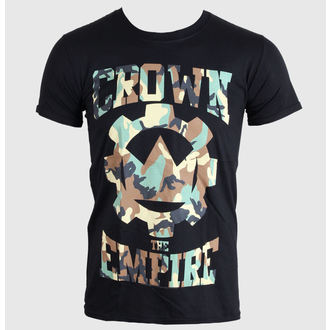 t-shirt metal uomo Crown The Empire - Run And Hide - PLASTIC HEAD, PLASTIC HEAD, Crown The Empire