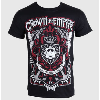 t-shirt metal uomo Crown The Empire - Souls - PLASTIC HEAD, PLASTIC HEAD, Crown The Empire
