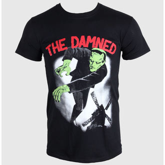 t-shirt metal uomo Damned - Frankendamned (Plan 9) - PLASTIC HEAD, PLASTIC HEAD, Damned