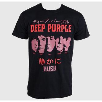 t-shirt metal uomo Deep Purple - Hush Japan - PLASTIC HEAD, PLASTIC HEAD, Deep Purple