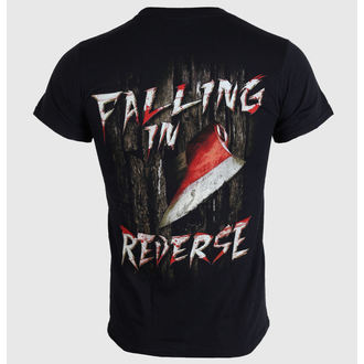 t-shirt metal uomo Falling In Reverse - Here's Ronnie - PLASTIC HEAD, PLASTIC HEAD, Falling In Reverse