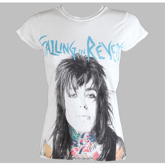 t-shirt metal donna Falling In Reverse - Ronnie Tattoos - PLASTIC HEAD, PLASTIC HEAD, Falling In Reverse
