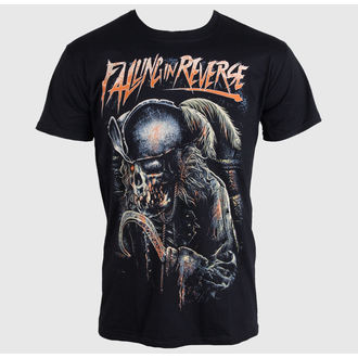 t-shirt metal uomo Falling In Reverse - Undead - PLASTIC HEAD, PLASTIC HEAD, Falling In Reverse