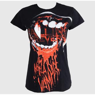 t-shirt metal donna Falling In Reverse - Vampire - PLASTIC HEAD, PLASTIC HEAD, Falling In Reverse