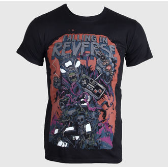 t-shirt metal uomo Falling In Reverse - Video Game - PLASTIC HEAD, PLASTIC HEAD, Falling In Reverse