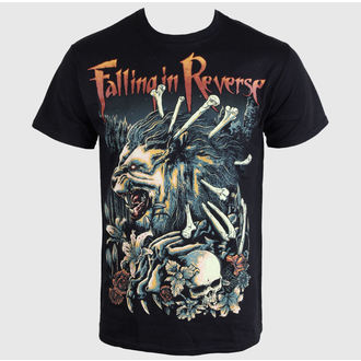 t-shirt metal uomo Falling In Reverse - Wilderness - PLASTIC HEAD, PLASTIC HEAD, Falling In Reverse