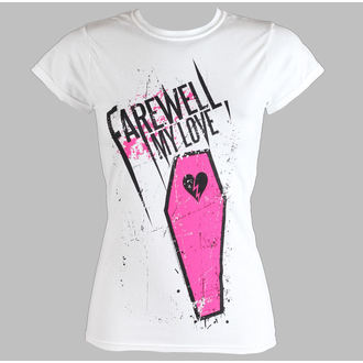 t-shirt metal donna Farewell, My Love - Casket - PLASTIC HEAD, PLASTIC HEAD, Farewell, My Love