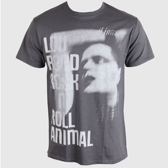 t-shirt metal uomo Lou Reed - Rock 'N' Roll Animal - PLASTIC HEAD, PLASTIC HEAD, Lou Reed
