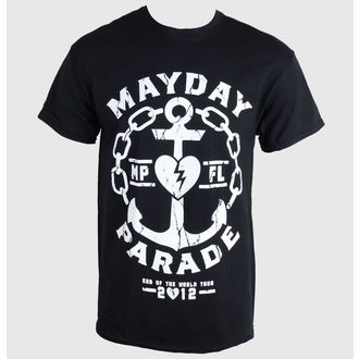 t-shirt metal uomo Mayday Parade - Anchor - PLASTIC HEAD, PLASTIC HEAD, Mayday Parade