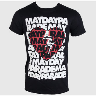 t-shirt metal uomo Mayday Parade - Heart - PLASTIC HEAD, PLASTIC HEAD, Mayday Parade