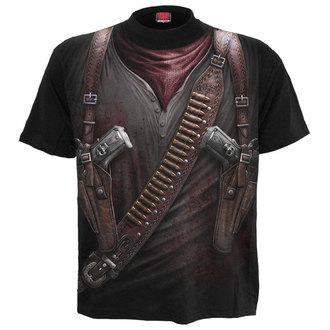 t-shirt uomo - HOLSTER WRAP - SPIRAL, SPIRAL