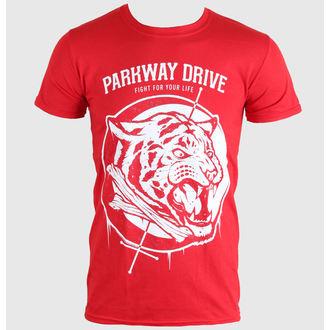 t-shirt metal uomo Parkway Drive - Tiger Bones - PLASTIC HEAD, PLASTIC HEAD, Parkway Drive