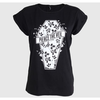 t-shirt metal donna Pierce the Veil - Coffin - PLASTIC HEAD, PLASTIC HEAD, Pierce the Veil