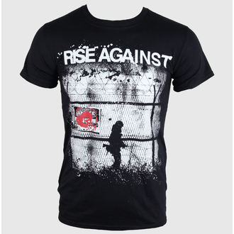 t-shirt metal uomo Rise Against - Borders - PLASTIC HEAD, PLASTIC HEAD, Rise Against