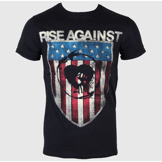 t-shirt metal uomo Rise Against - Shield - PLASTIC HEAD, PLASTIC HEAD, Rise Against
