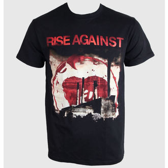 t-shirt metal uomo Rise Against - Smoke Stacks - PLASTIC HEAD, PLASTIC HEAD, Rise Against