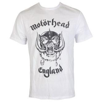 t-shirt metal uomo Motörhead - England Mens - AMPLIFIED, AMPLIFIED, Motörhead