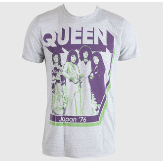 t-shirt metal uomo Queen - Japan 76 - AMPLIFIED, AMPLIFIED, Queen