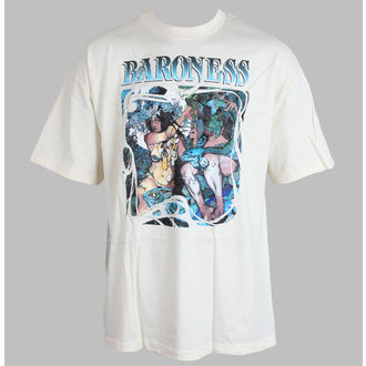 t-shirt metal uomo Baroness - Blue record - RELAPSE, RELAPSE, Baroness