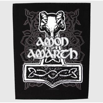 toppa grande Amon Amarth - Hammer - RAZAMATAZ, RAZAMATAZ, Amon Amarth