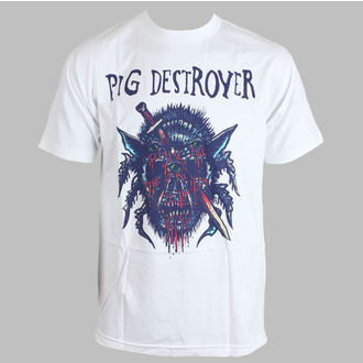 t-shirt metal uomo Pig Destroyer - Blind (White) - RELAPSE, RELAPSE, Pig Destroyer