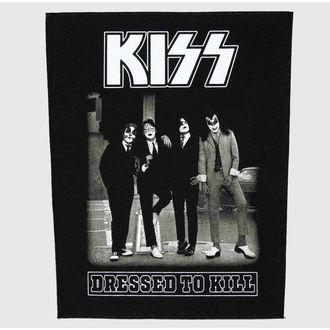 toppa grande Kiss - Vestito To Kill - RAZAMATAZ, RAZAMATAZ, Kiss