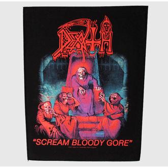 toppa grande Death - Scream Bloody Incornare - RAZAMATAZ, RAZAMATAZ, Death