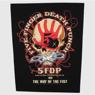 toppa grande Five Ofto Death Punch - Modo Of The Punch - RAZAMATAZ, RAZAMATAZ, Five Finger Death Punch