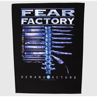 toppa grande Fear Factory - Demanufacture - RAZAMATAZ, RAZAMATAZ, Fear Factory