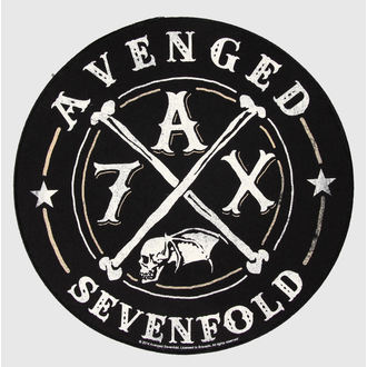 toppa grande Avenged Sevenfold - A7X - RAZAMATAZ, RAZAMATAZ, Avenged Sevenfold